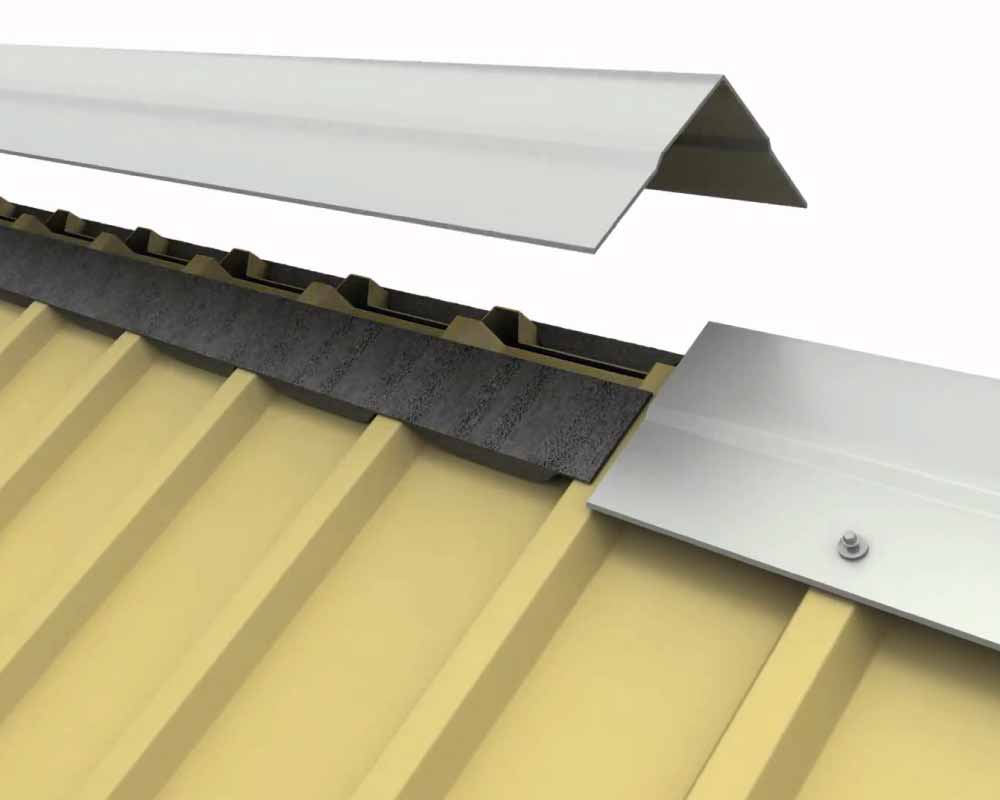 Types Of Roof Ventilation For Metal Roofs Roof