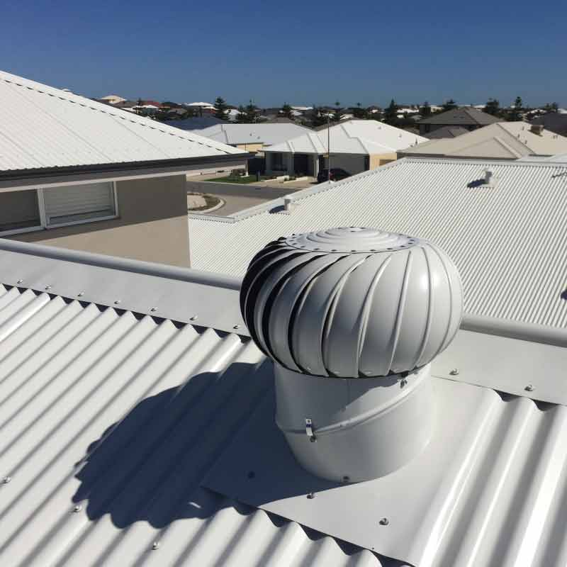 Roof Ventilation Whirlybird Metal Roof Sydney Brisbane