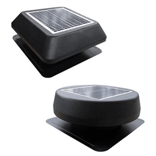 Whirlybird Solar Roof Ventilator 2 Roof Ventilation