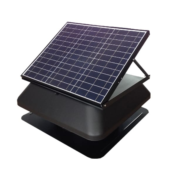 Solar Power Ventilation - 40Watt Solar Powered Roof Ventilator 3