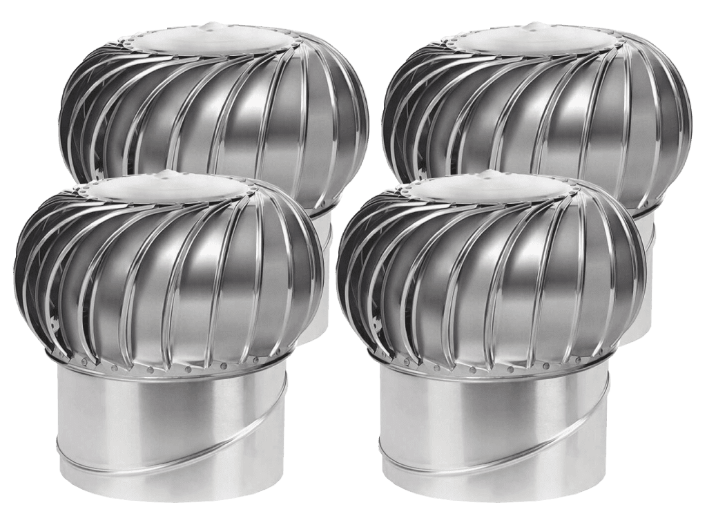Whirlybird Order Form - 4 Roof Ventilators 1