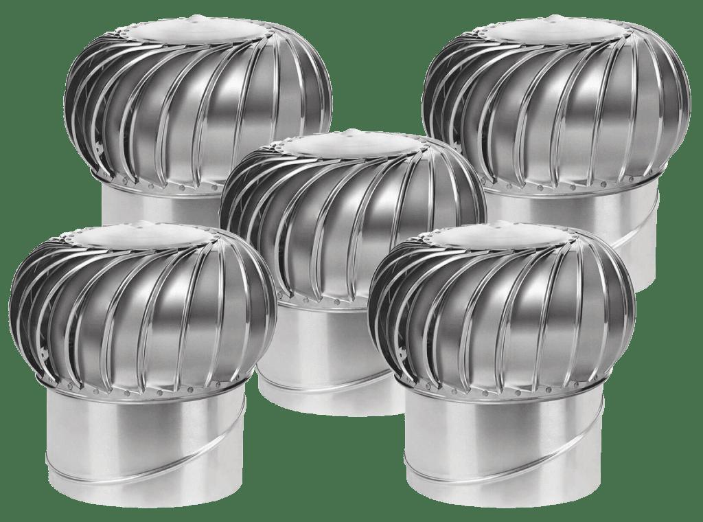 Whirlybird Order Form - 5 Roof Ventilators 1