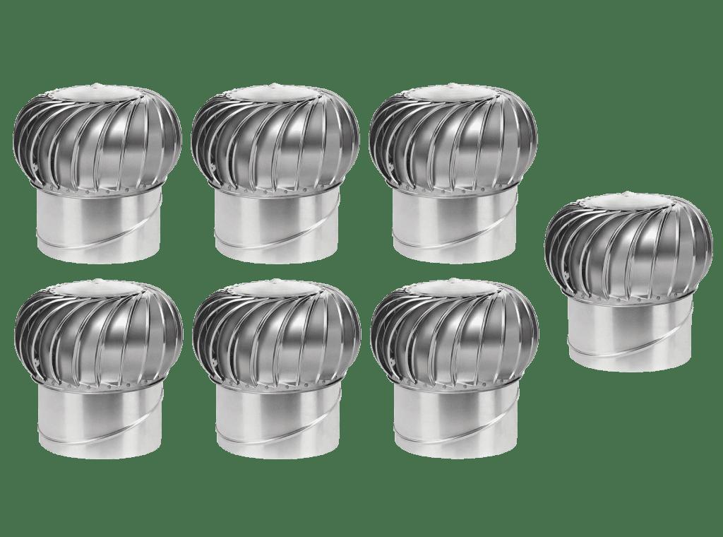 Whirlybird Order Form - 7 Roof Ventilators 1