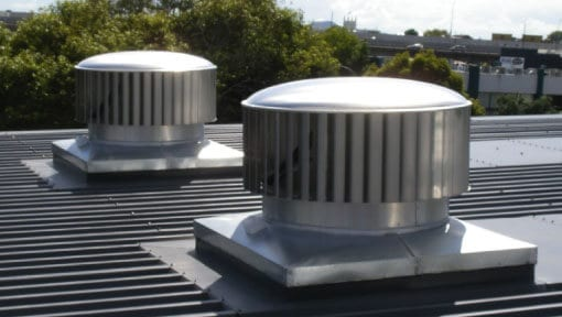 commercial roof ventilator sydney