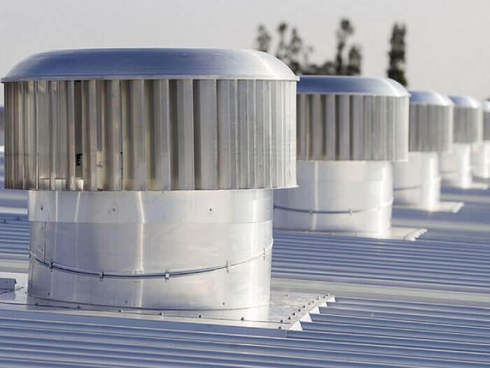 Industrial Commercial Roof Vent Roof Ventilation