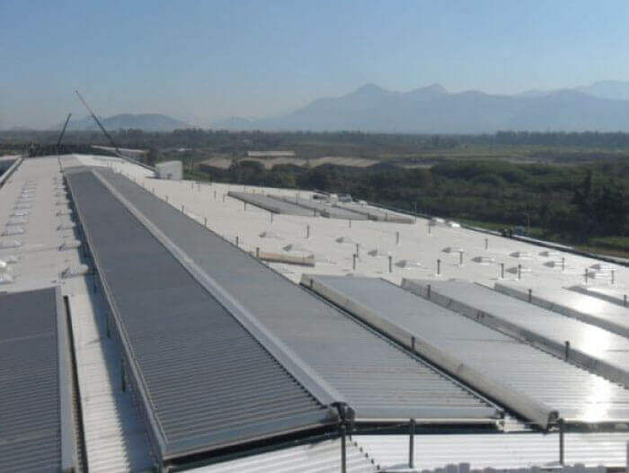 roof mounted exhaust fans industrial