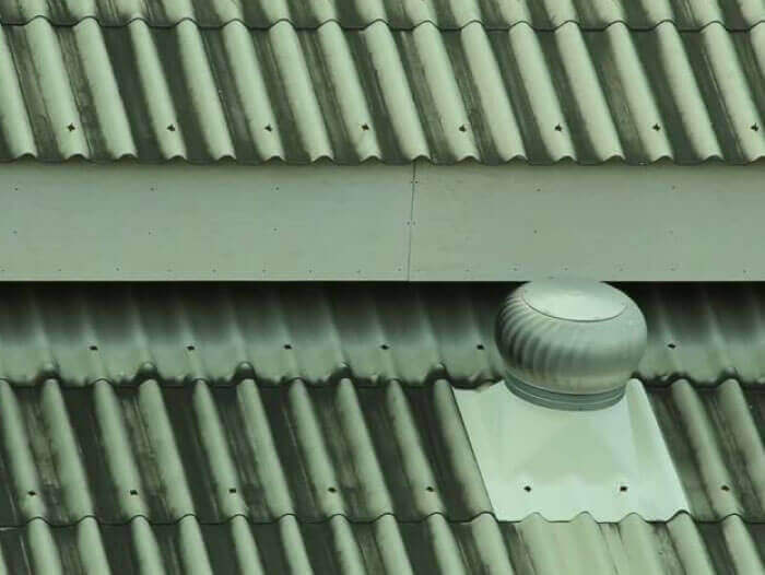 roof mounted exhaust fans residential
