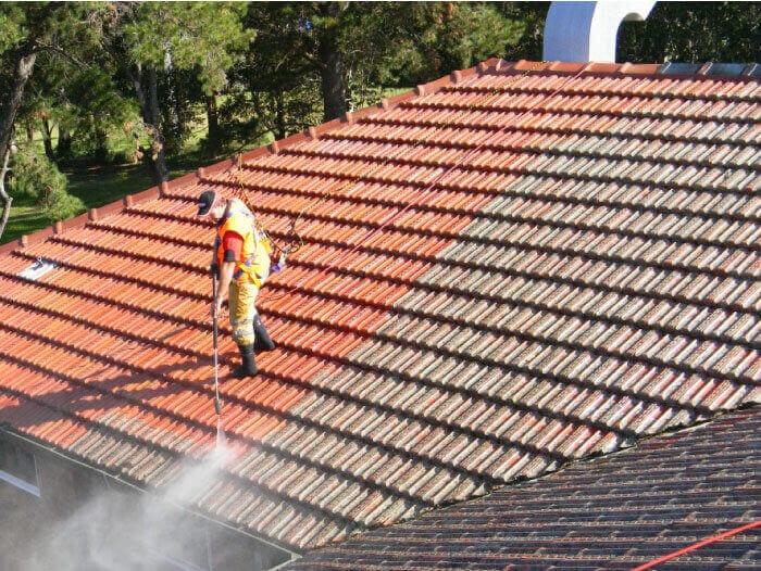 roof restoration materials