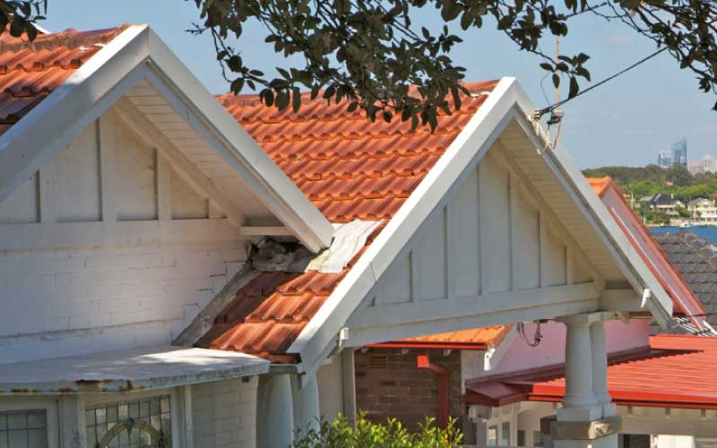 gable roofing sydney