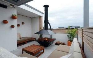 terrace roof vents