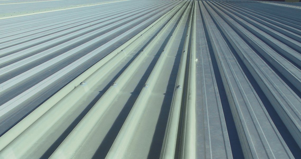 ampelite fibreglass skylight roofing sheeting clearslide
