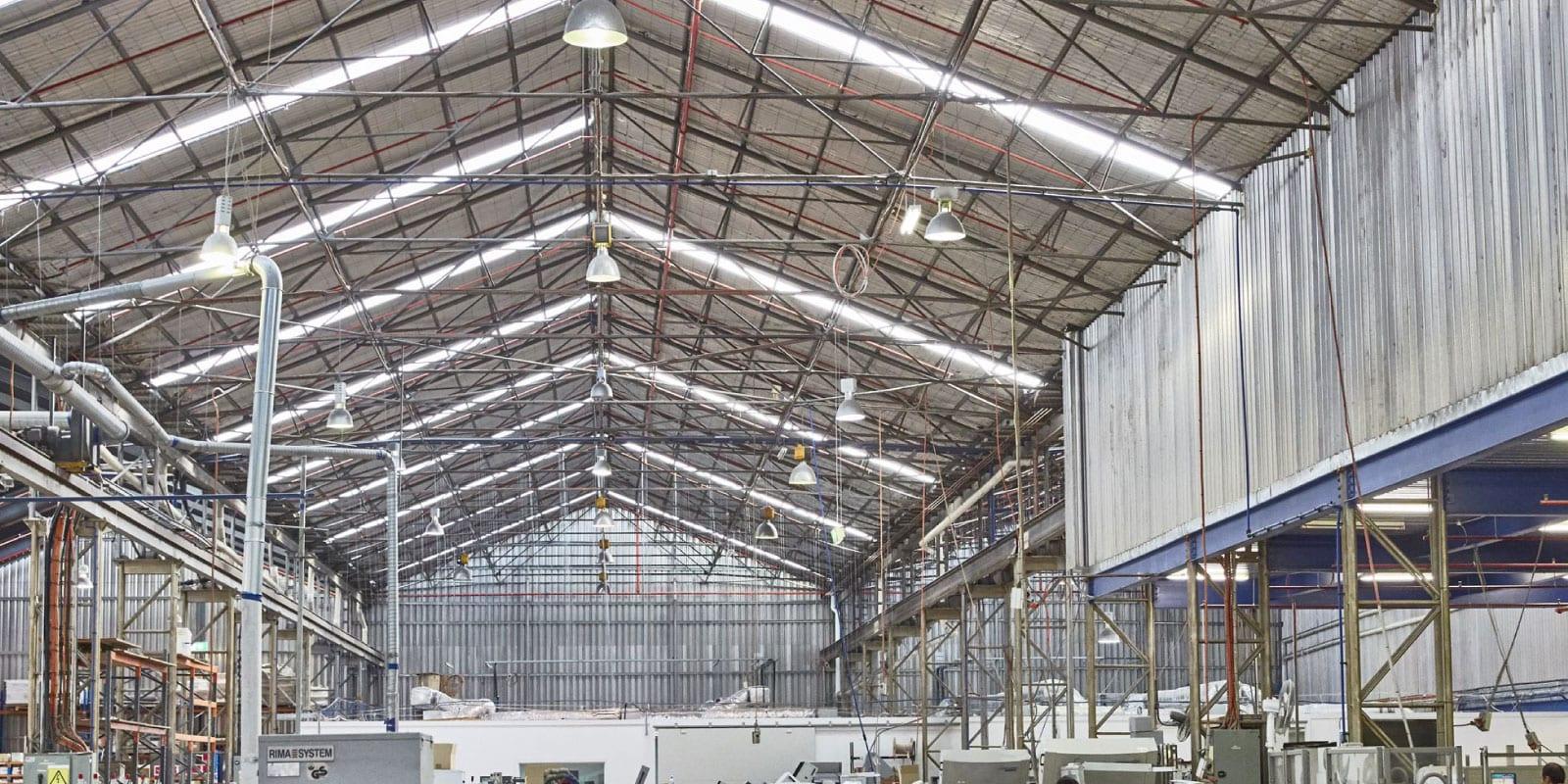 Ampelite SC Fibreglass Skylight Panels Sydney 1