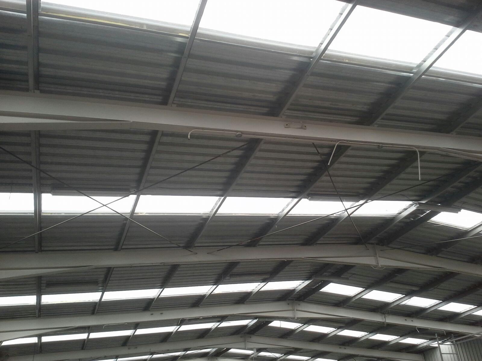 fibreglass clear panels sydney