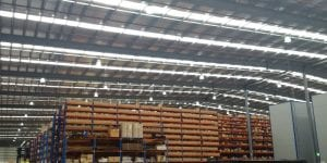 warehouse skylights panels