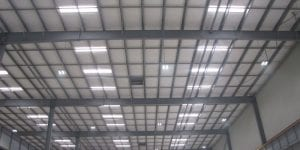 clear fibreglass roofing panels