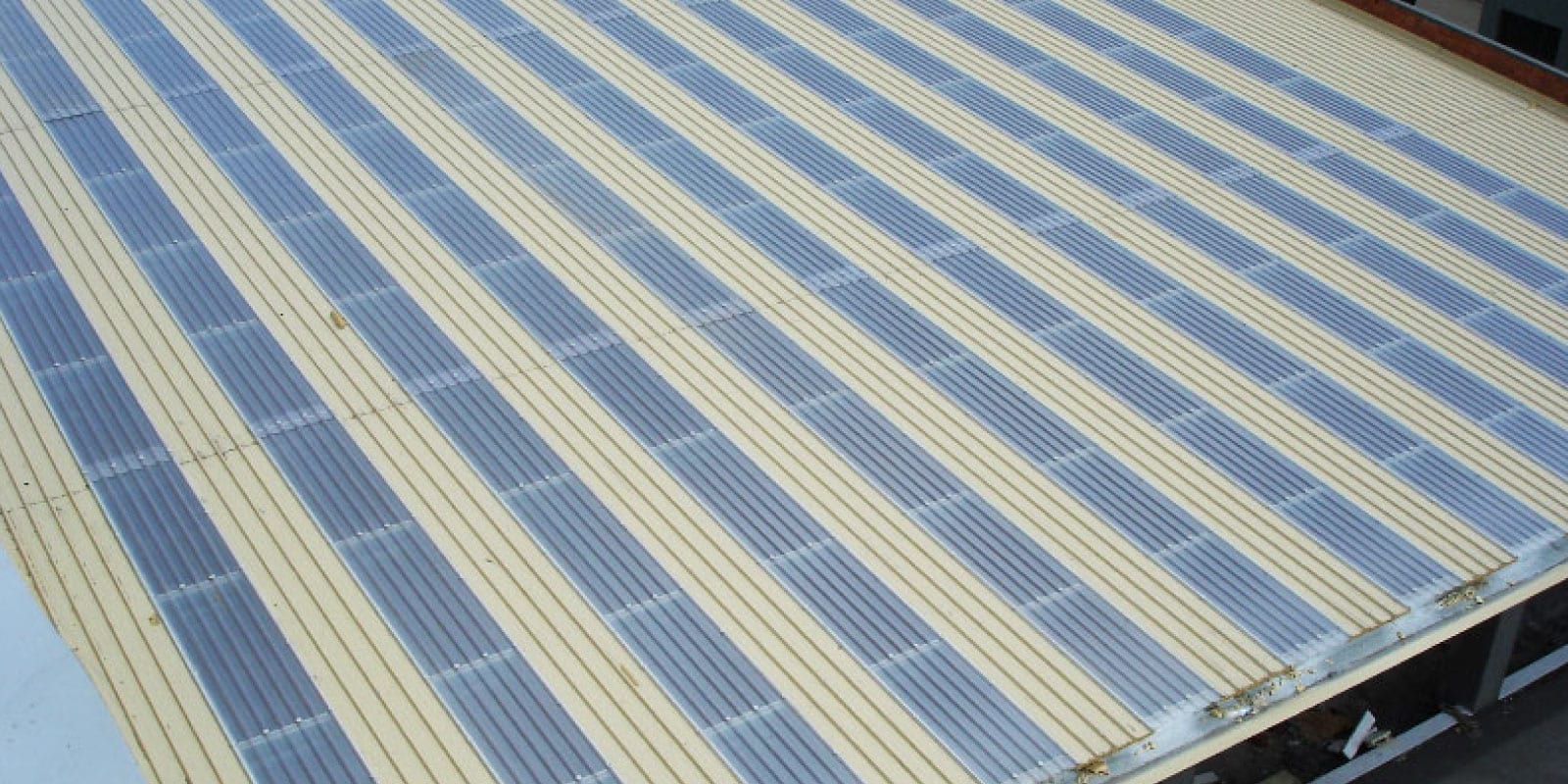 Fibreglass Roofing Panels (FRP) for Industrial and