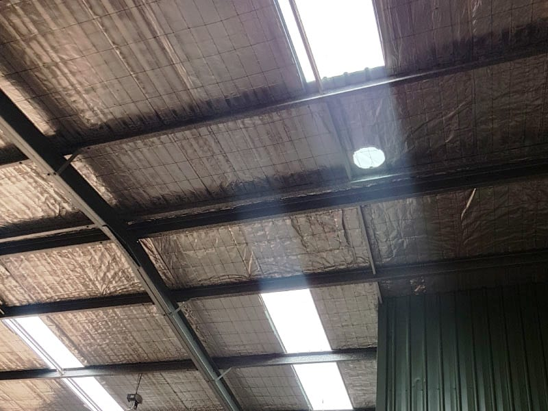 Skylight Sheeting and Industrial Roof Ventilator Replacement 15