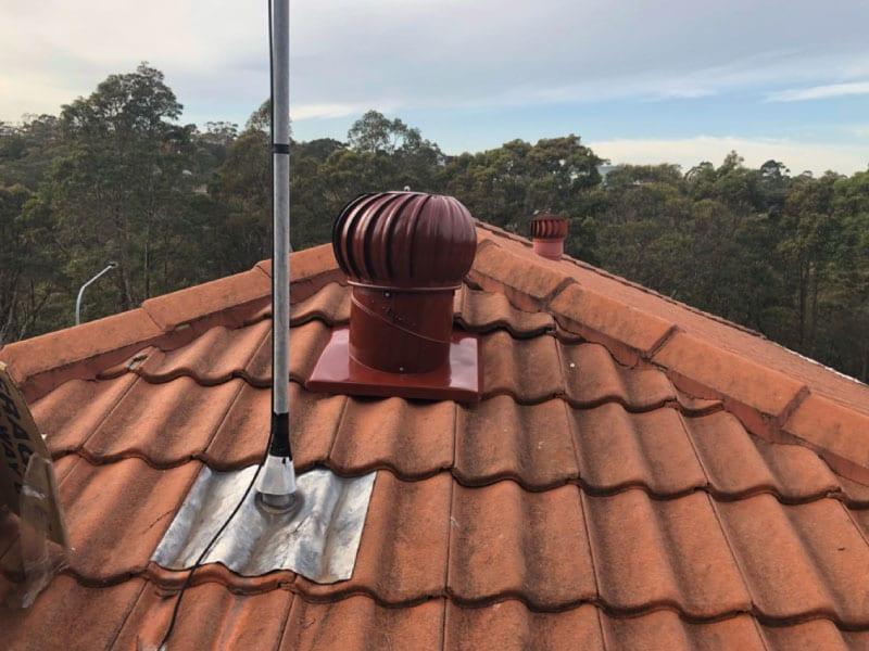 Whirlybirds Roof Vents Sydney - Installation portfolio of work 7