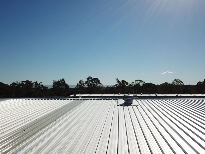 Fibreglass Roof Sheeting and Roof Vent Whirlybirds Sydney 2