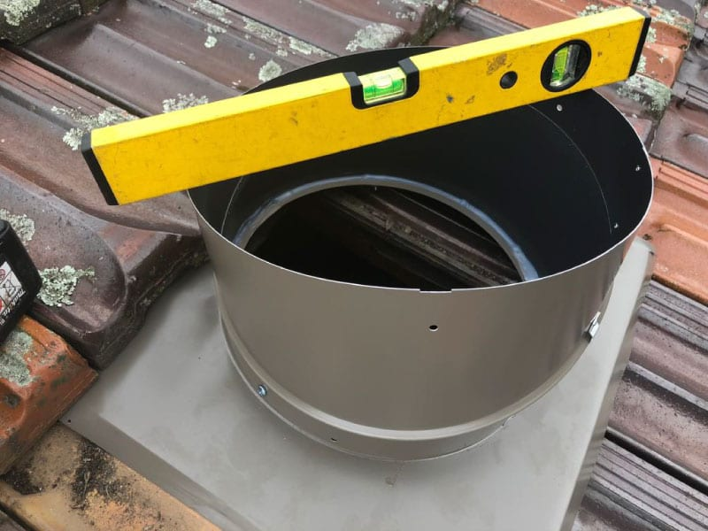 installation roof vent sydney