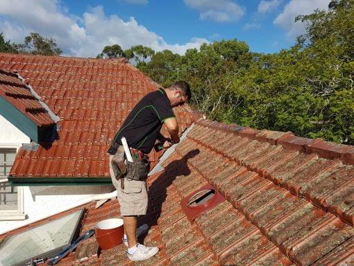 Whirlybirds Roof Vents Sydney - Installation portfolio of work 1