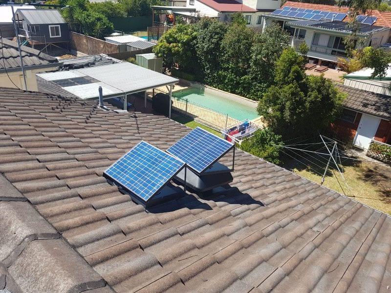 Whirlybirds Roof Vents Sydney - Installation portfolio of work 15
