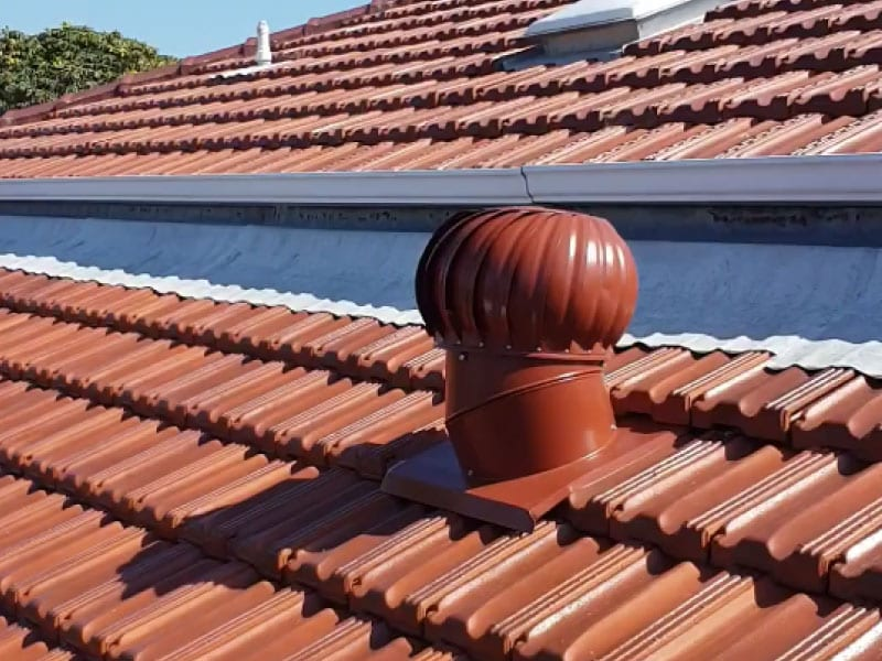 Fibreglass Roof Sheeting and Roof Vent Whirlybirds Sydney 6