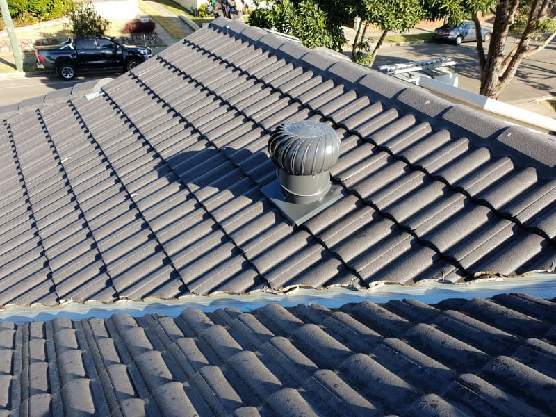 Fibreglass Roof Sheeting and Roof Vent Whirlybirds Sydney 5