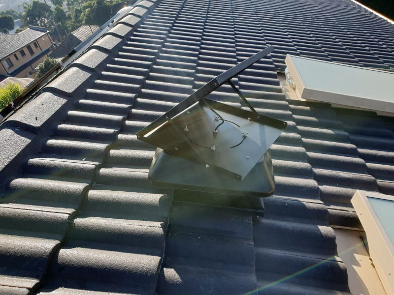 Whirlybirds Roof Vents Sydney - Installation portfolio of work 19
