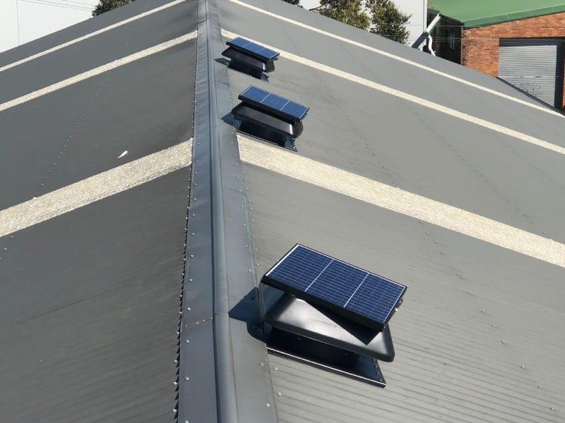 Whirlybirds Roof Vents Sydney - Installation portfolio of work 12