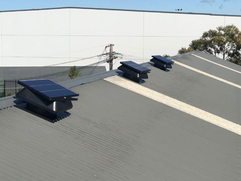 Whirlybirds Roof Vents Sydney - Installation portfolio of work 11