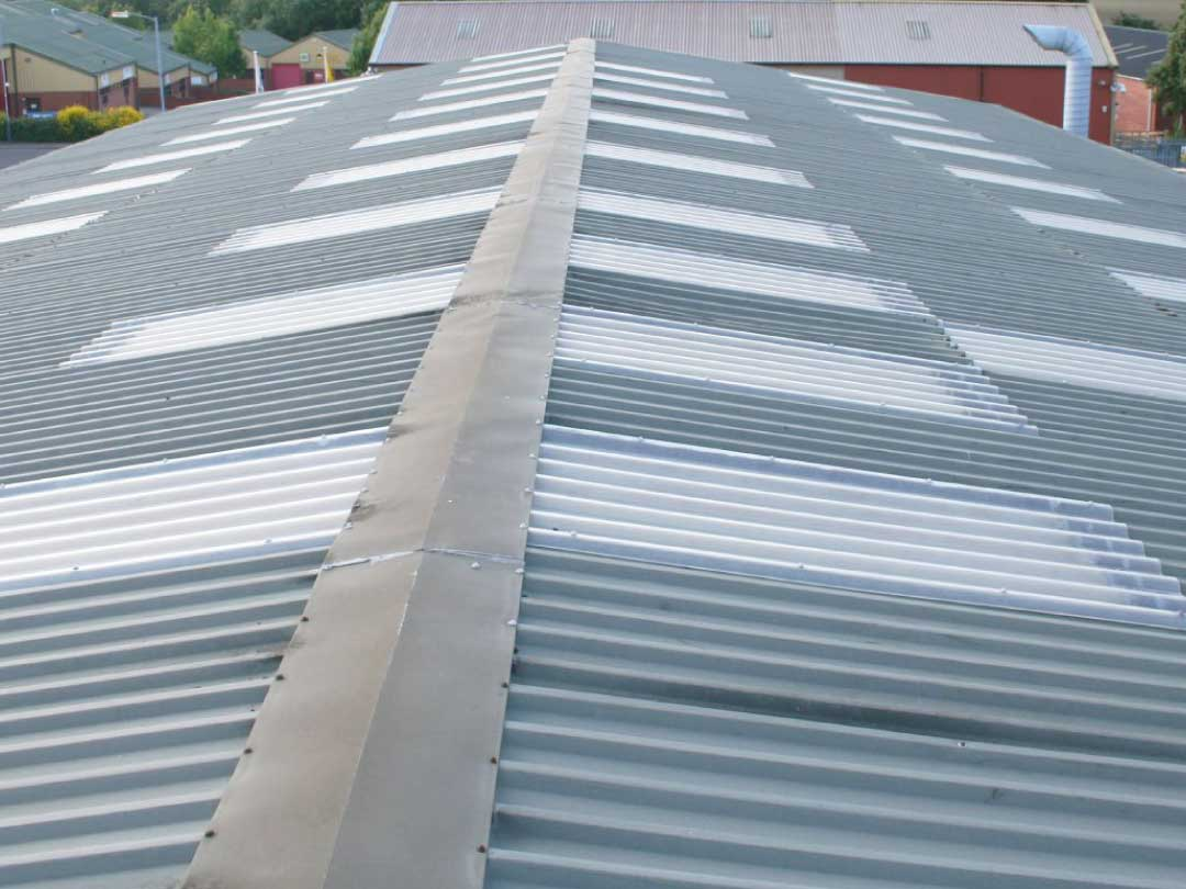 Cool-lite GC Premium Industrial Grade Heat Reduction Roof Sheeting 2
