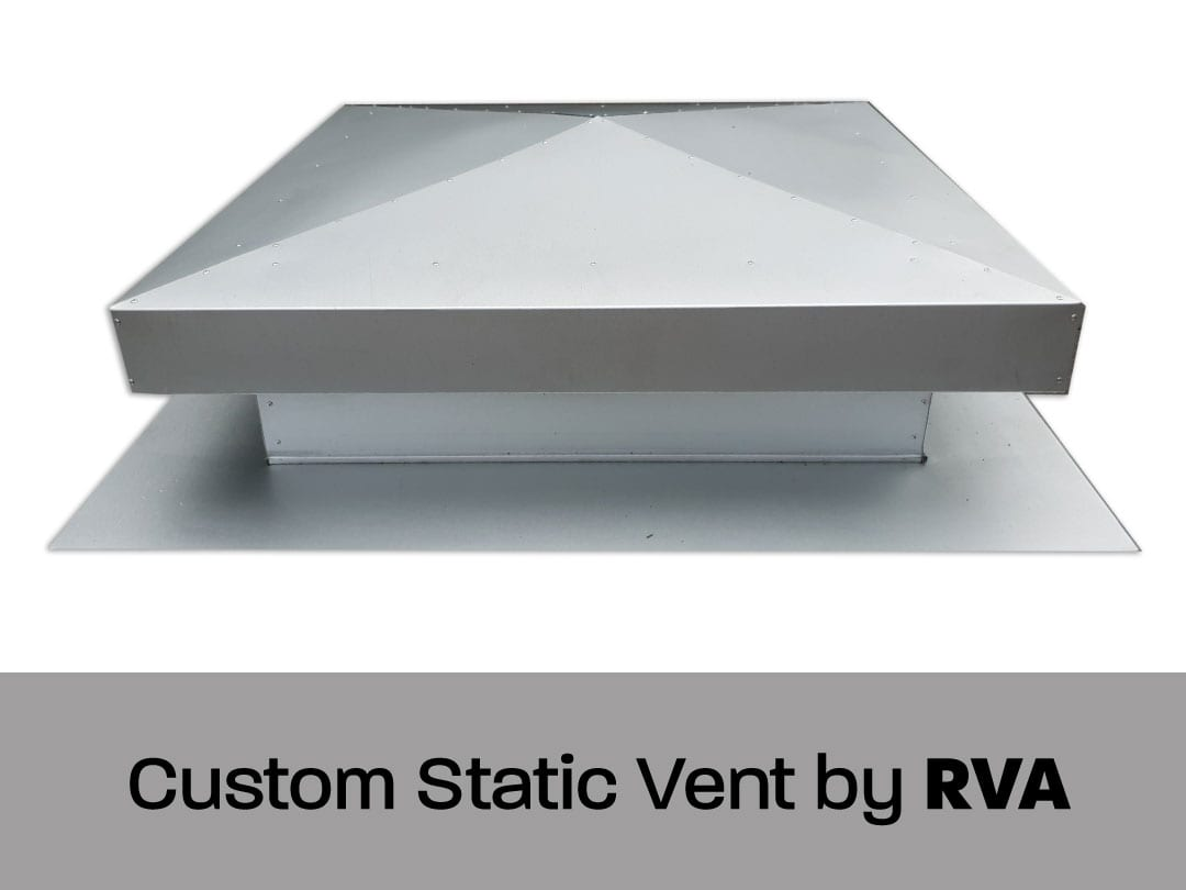 Custom Static Vents Commercial Roofing Australia 1