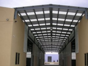 translucent roof panels