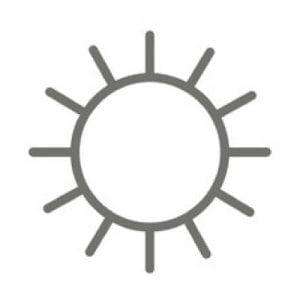 solar powered symbol