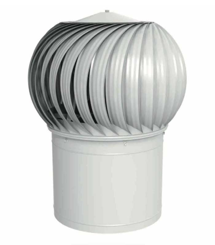 Airocle 5 Series Rotary Turbine Roof Ventilators 1