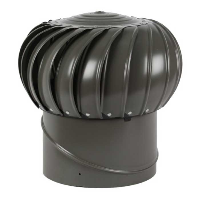 Ampelite Spinaway 300 - Residential Whirlybird Roof Vent 1
