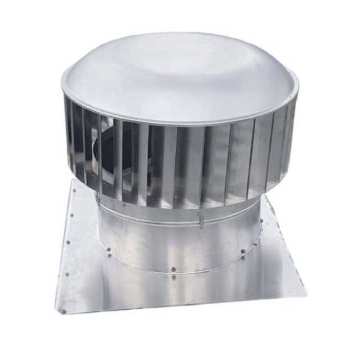 ampelair straight vane industrial commercial roof ventilator