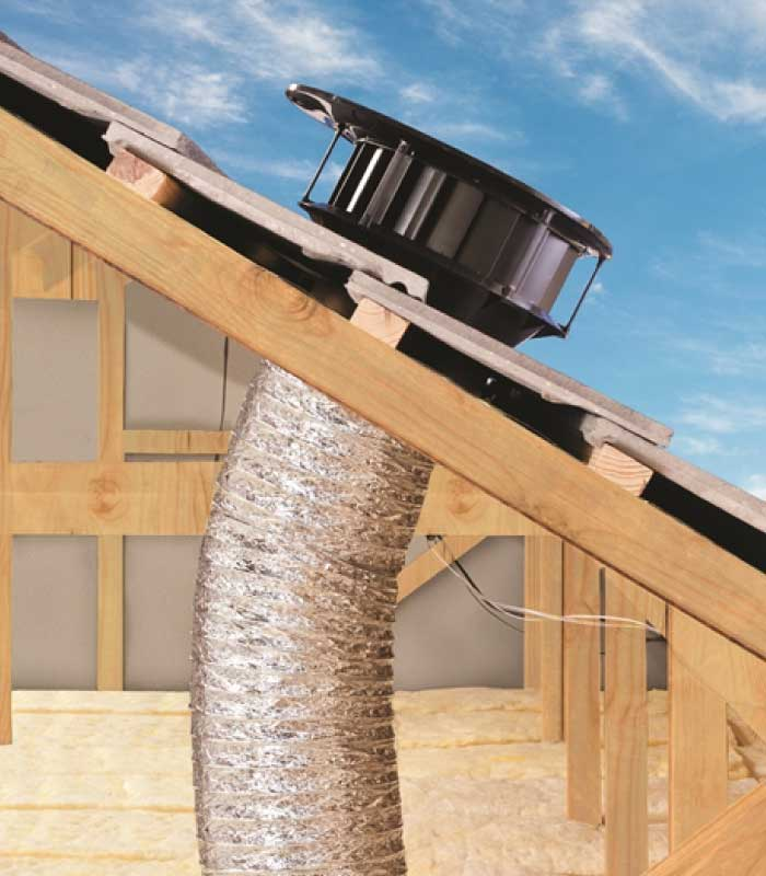 Csr Edmonds Odyssey Ducted Ventilation System Roof