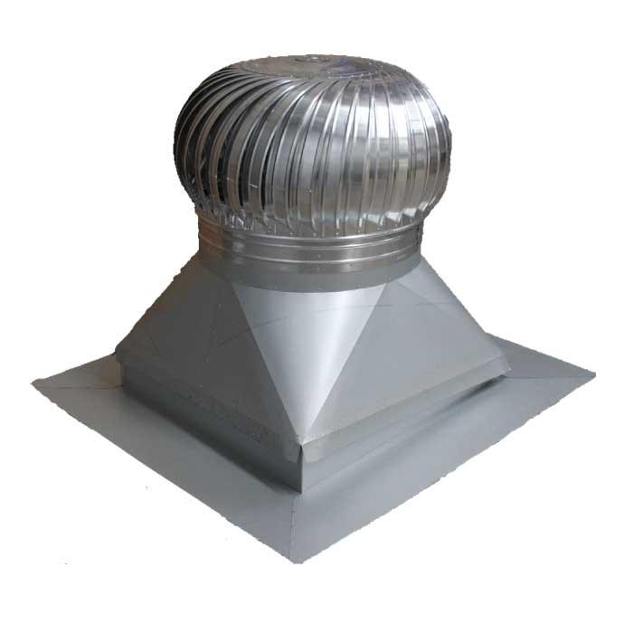 Ventlite Industrial Roof Ventilation - 530mm – 610mm Whirlybirds 1