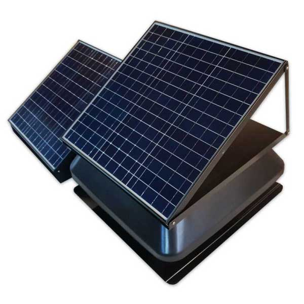 solar roof vent and battery backup sydney