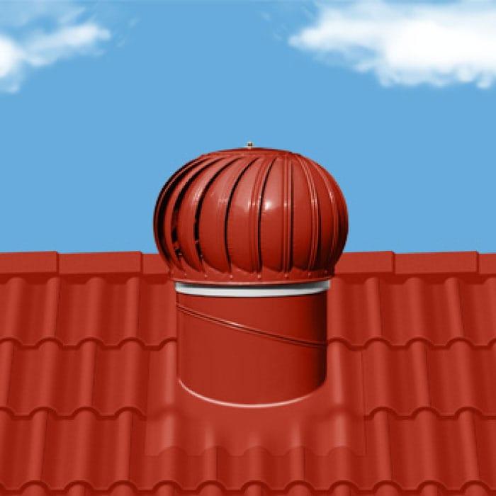 Twista Grande - Whirlybird Roof Vent 1