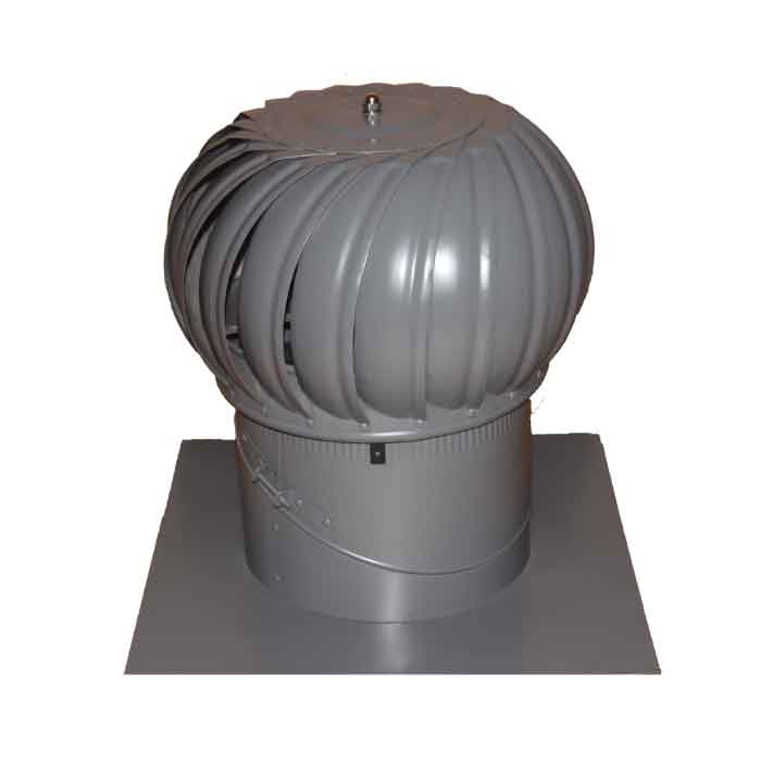 Ventlite Roof Ventilation - Whirlybird Vents 300mm-410mm 1