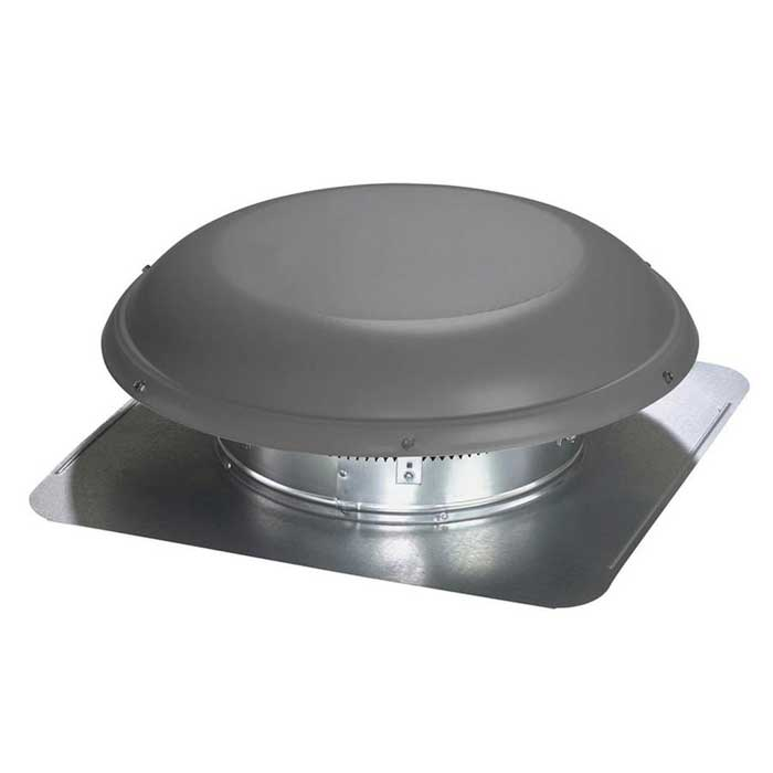 lomanco mill finish all weather roof vent