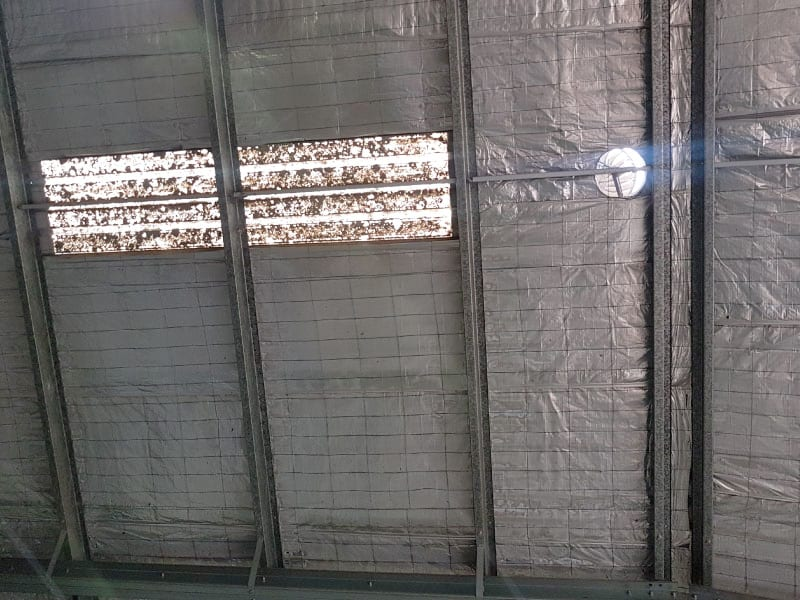 Skylight Sheeting and Industrial Roof Ventilator Replacement 4