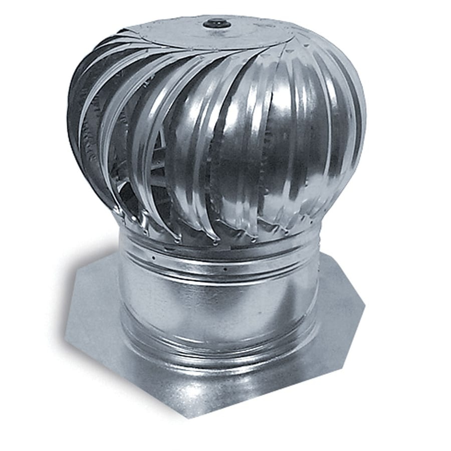luxury metals turbine vent galvanized