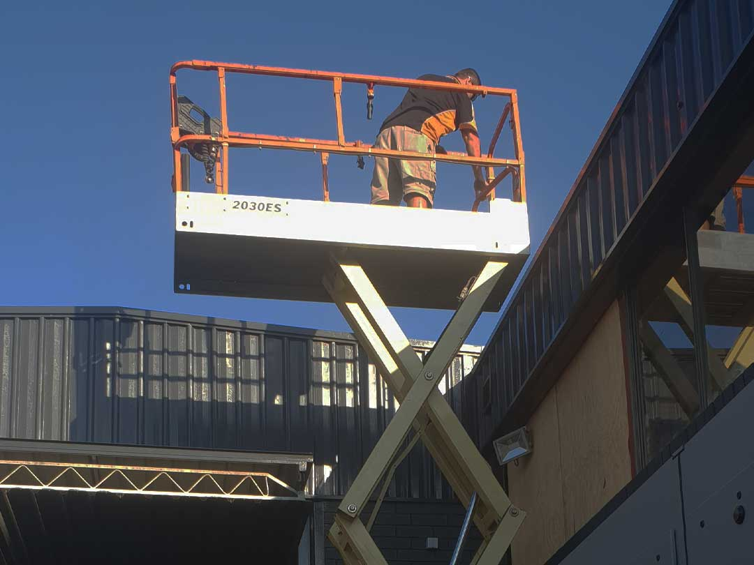 Commercial Whirlybird Installation Sydney