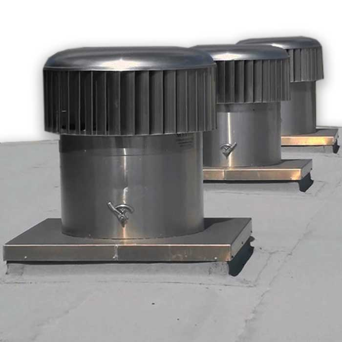Types Of Commercial Roof Vents Latest Rooftop Ideas