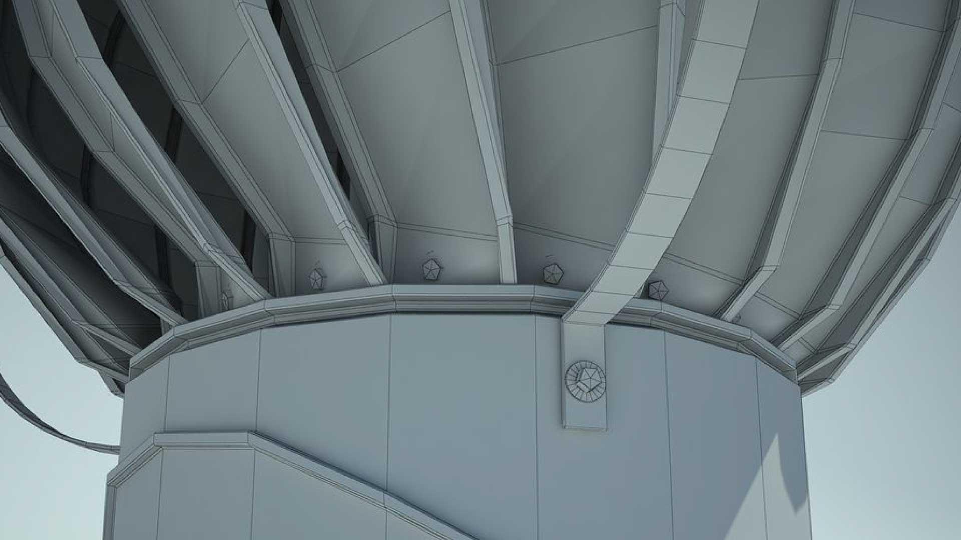 roof ventilation whirlybirds