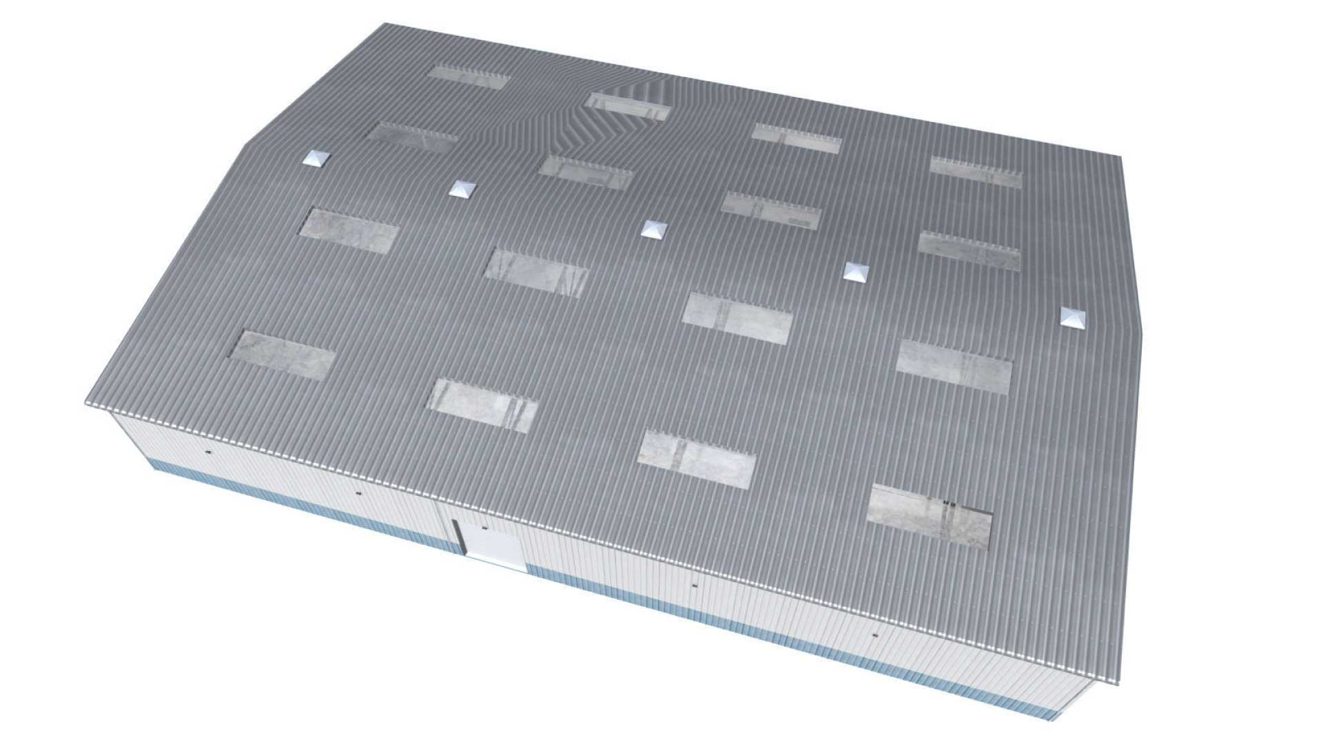 translucent skylight panels